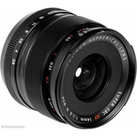Objectif FUJIFILM XF 14mm f/2.8 R
