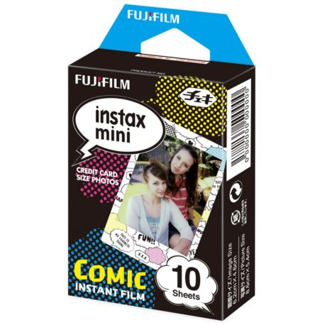 Papier FUJIFILM Film Instax Mini Comic (x10)