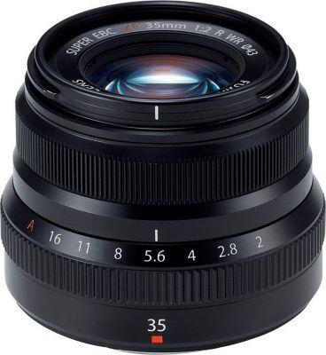 Objectif Fujifilm XF 35mm F2 R WR Noir
