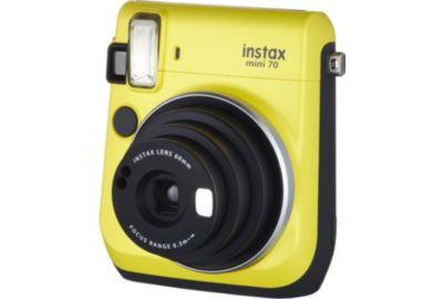 APN FUJI Instax Mini 70 jaune