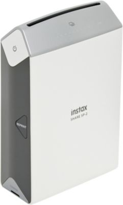 Imprimante photo portable Fuji Instax Share SP-2 argent