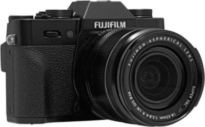 Appareil photo Hybride Fuji X-T20 Noir + XF 18-55mm
