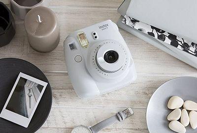 lentille macro / miroir selfie
