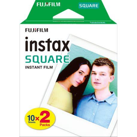 Papier FUJIFILM Film Instax Square 10x2
