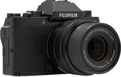 Appareil photo Hybride Fujifilm X-T100 Noir + XC15-45mm PZ