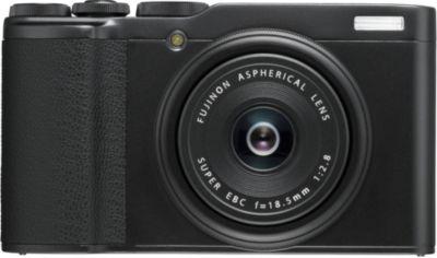 Appareil photo Compact Fuji XF10 Noir