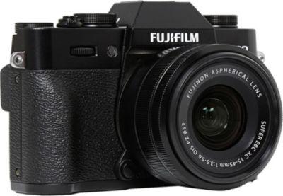 Appareil Photo hybride fuji x-T20 noir + xc15-45mm