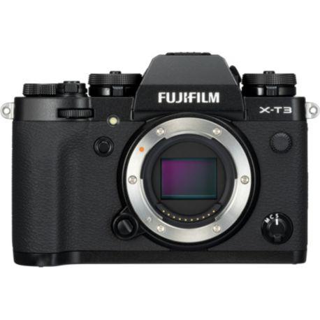Appareil photo numérique FUJIFILM X-T3 Noir