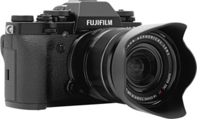 Appareil photo Hybride Fuji X-T3 Noir + XF18-55mm