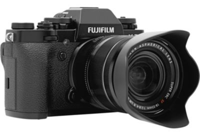 APN FUJI X-T3 Noir + XF18-55mm