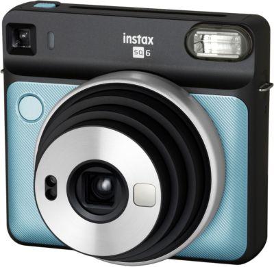 Appareil photo Instantané Fujifilm INSTAX Square SQ6 Aqua...