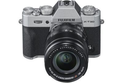APN FUJIFILM X-T30 Silver + XF 18-55mm