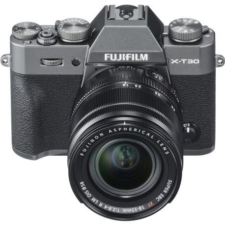 Appareil photo numérique FUJIFILM X-T30 Anthracite + XF 18-55mm