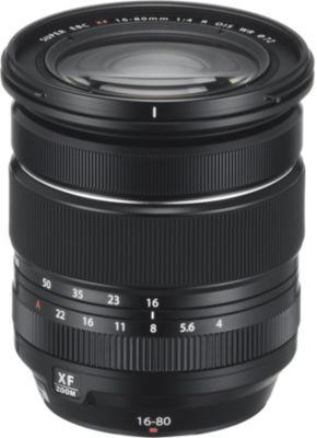 Objectif pour Hybride Fujifilm XF 16-80mm F4 R OIS WR