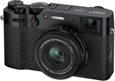 Appareil photo Compact Fujifilm X100V Noir