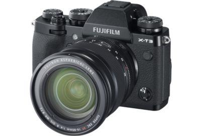 APN FUJIFILM X-T3 Silver + XF 16-80mm F4