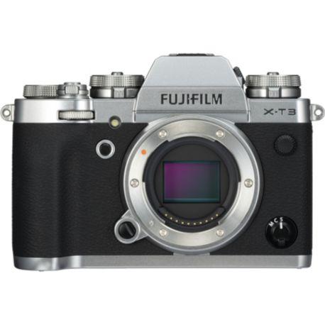 Appareil photo numérique FUJIFILM X-T3 Silver + XF 16-80mm F4