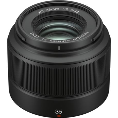 Objectif FUJIFILM XC-35mm/F2 NOIR