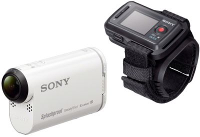 Caméra sport Sony HDR-AS200VR