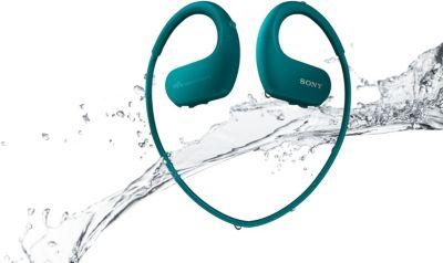 Lecteur MP3 Sony NWWS413L 4Go Etanche Bleu