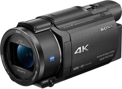 Caméscope Sony FDR-AX53
