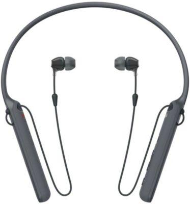 Ecouteurs intra Sony WIC400B noir