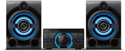 Chaîne HiFi Sony MHCM60D