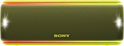 Enceinte Bluetooth Sony SRSXB31 Jaune