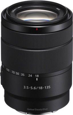 Objectif pour Reflex Sony 18-135mm F3.5-5.6 OSS