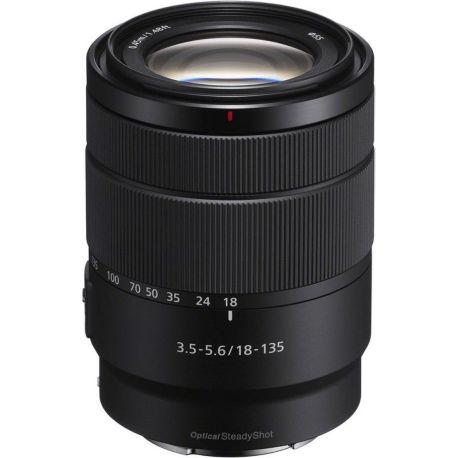 Objectif SONY 18-135mm F3.5-5.6 OSS