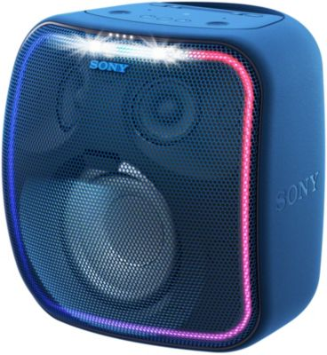 Enceinte Bluetooth Sony SRSXB501 Bleu