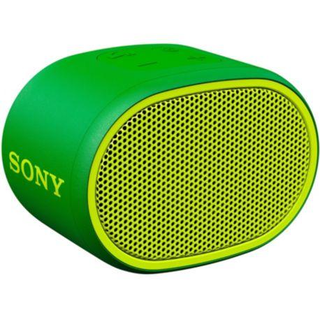 Enceinte SONY SRS-XB01G Vert Extra Bass