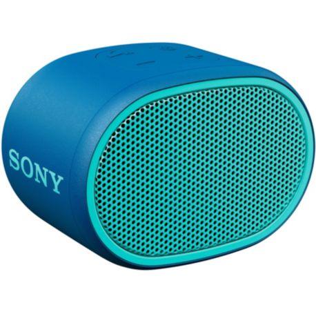 Enceinte SONY SRS-XB01L Bleu Extra Bass