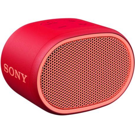 Enceinte SONY SRS-XB01R Rouge Extra Bass