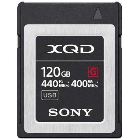Mémoire SONY XQD 120Go G series