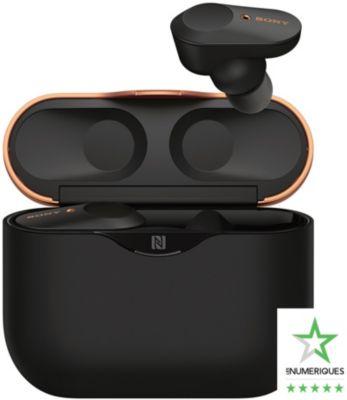 Ecouteurs Sony WF-1000XM3 noir