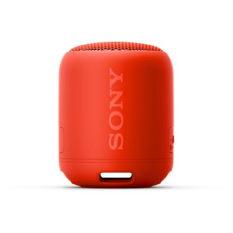 Enceinte SONY SRS-XB12 Rouge Extra Bass