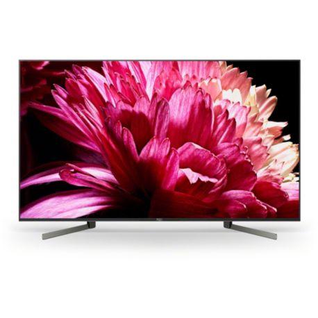 TV SONY KD75XG9505