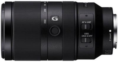 Objectif pour Hybride Sony APSC E 70-350mm F4.5-6.3 G OSS