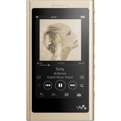 Baladeur mp3 SONY NW-A55L champagne