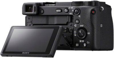 Appareil photo Hybride Sony A6600 Noir Nu