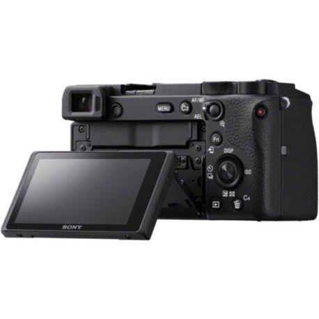 Appareil photo numérique SONY A6600 Noir Nu