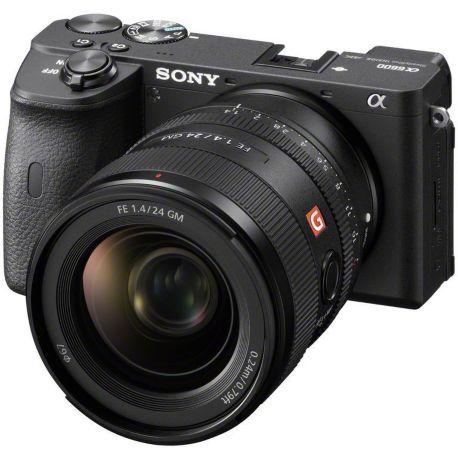 Appareil photo numérique SONY A6600 Noir + 18-135mm