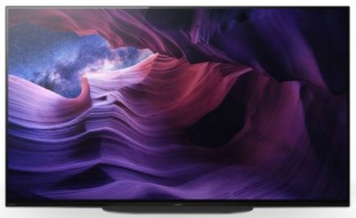 Photo de tv-oled-sony-bravia-kd48a9-android-tv