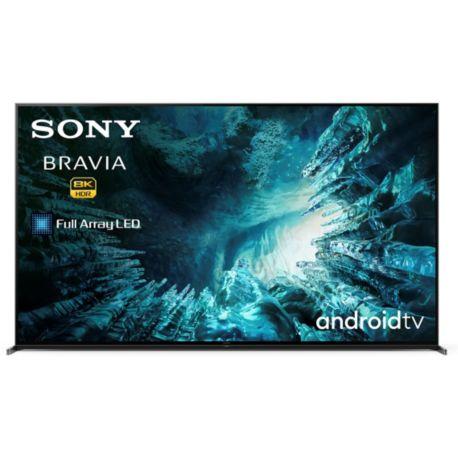 TV SONY KD75ZH8 8K