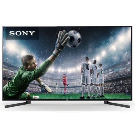TV SONY KD85XH9505