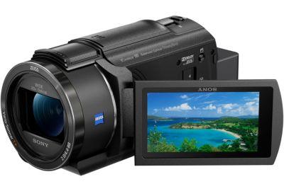 Camescope SONY FDRAX43 4K Stabilisé pour le Vlogging