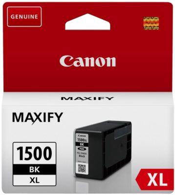 Cartouche d'encre Canon PGI1500 XL Noire
