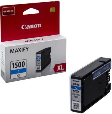 Cartouche d'encre Canon PGI1500 XL Cyan