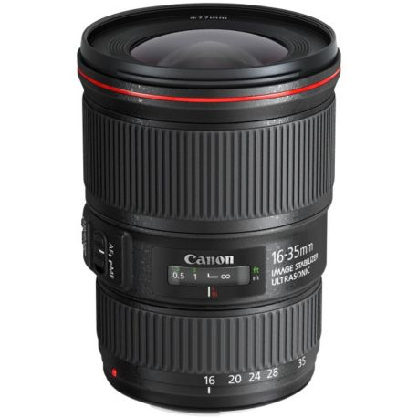 Objectif CANON EF 16-35mm f/4 L IS USM
